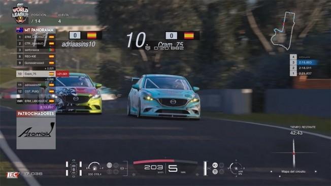 GT WORLD LEAGUE: Crónica Carrera 5 - B