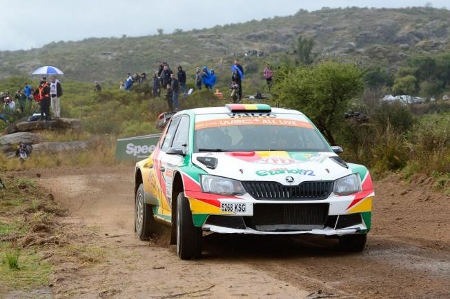 Cuatro pilotos lucharán en el Rally de Chile en WRC2 Pro