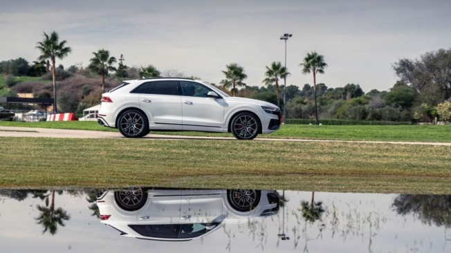 El nuevo Audi Q8 es un auténtico buque insignia de la gama SUV de Audi.