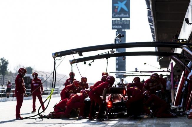 En directo los entrenamientos libres del GP de España de F1 2019