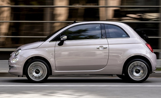Fiat 500 Star - lateral