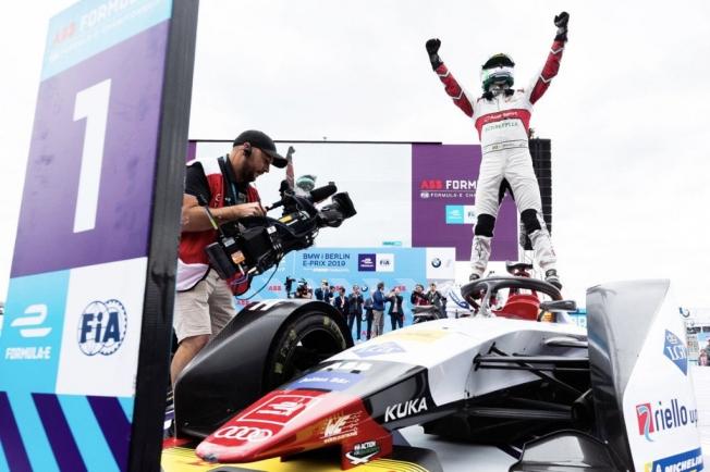 Highlights del ePrix de Berlín de la Fórmula E 2018-19