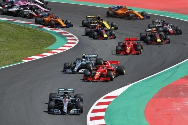 Calendario F1 2020 Horarios.Horarios Y Como Seguir El Gp De Espana De F1 2019 Motor Es