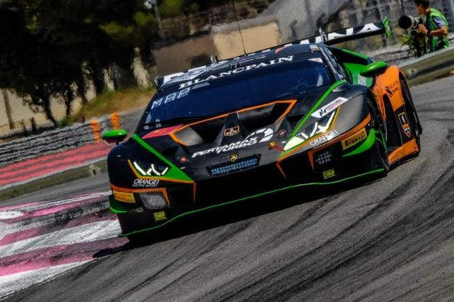 El Lamborghini #563 lidera la 'pre-Qualifying' en Francia