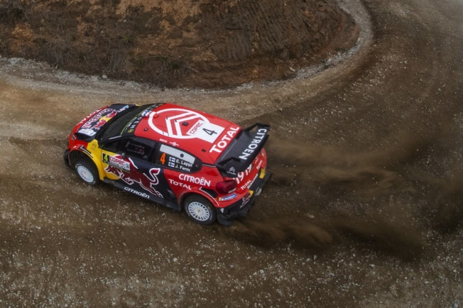 Lista de inscritos del Rally de Portugal del WRC 2019