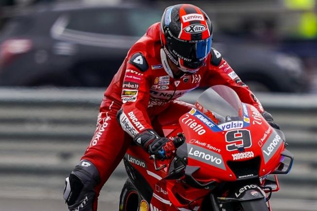 Marc Márquez logra la pole en Le Mans tras caerse en la Q2