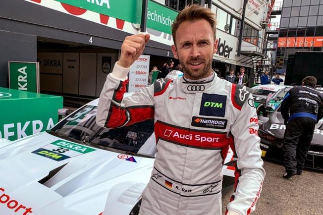 Marco Wittmann se anota la pole del sábado en Zolder