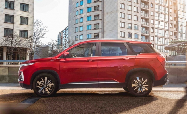 MG Hector 2019 - lateral