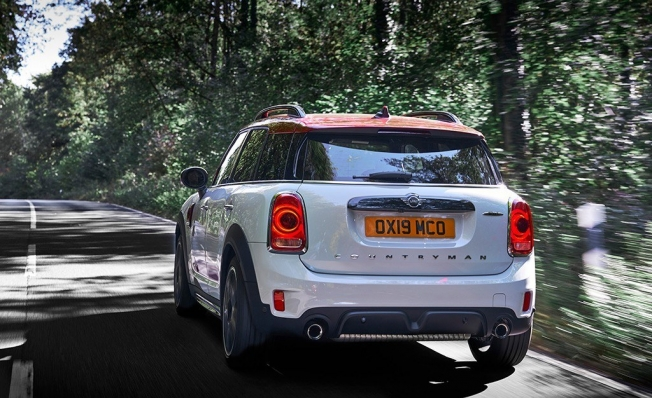 MINI John Cooper Works Countryman - posterior
