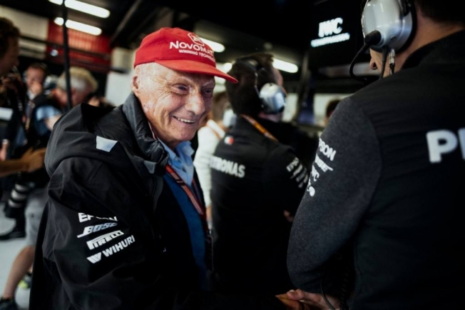 Murió Niki Lauda, legendario tricampeón de Fórmula 1