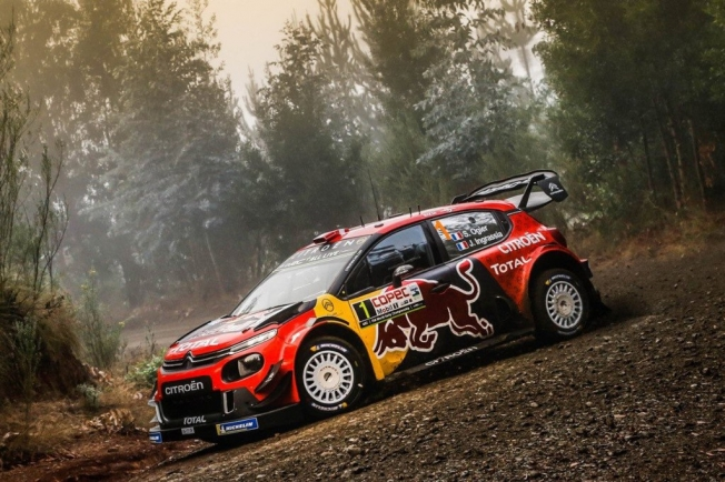 Ogier, Tänak y Toyota sacan gran rédito del Rally de Chile