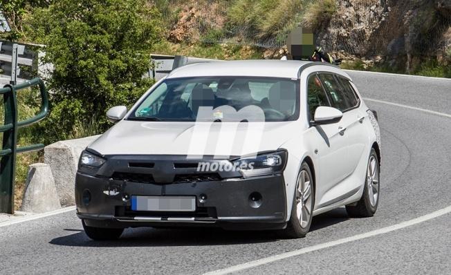 Opel Insignia Sports Tourer 2020 - foto espía