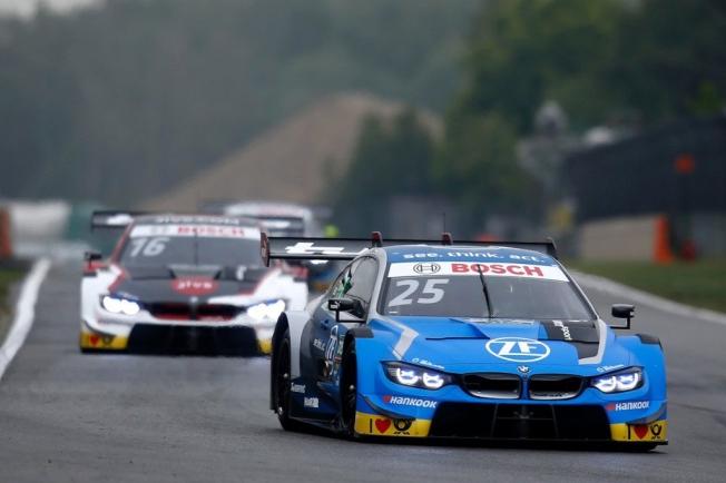 Philipp Eng gana en Zolder de la mano de un Safety Car