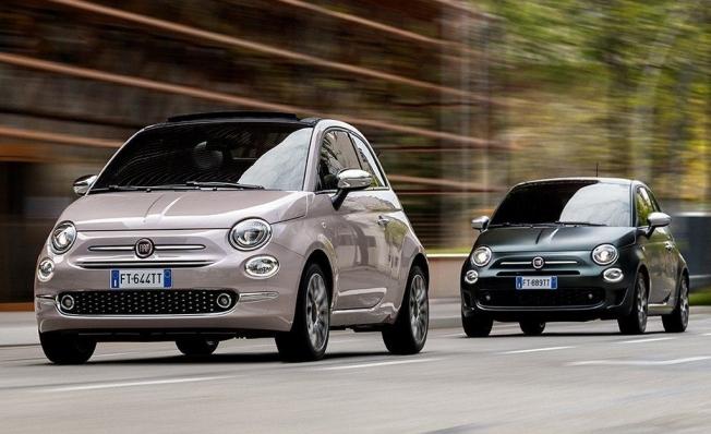 Fiat 500 Star y Fiat 500 Rockstar
