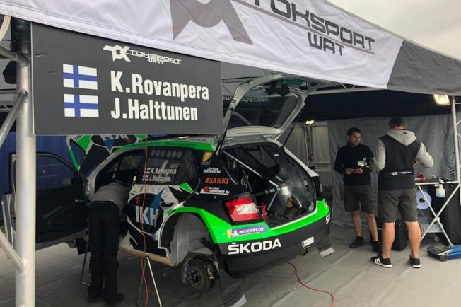 Previo y horarios del Rally de Chile del WRC 2019