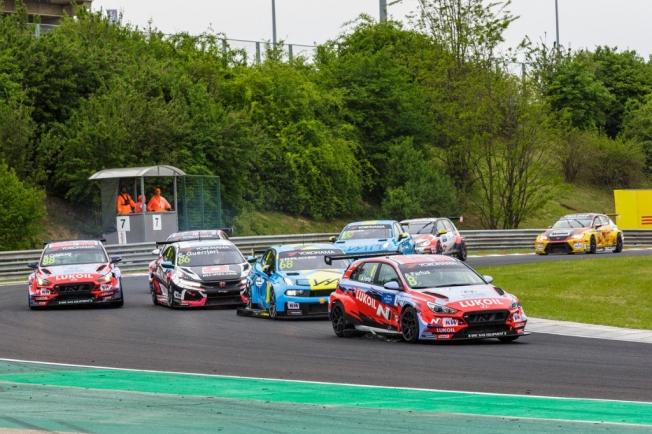 Previo y horarios del WTCR 2019 en Slovakia Ring