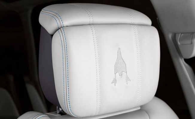 Range Rover Astronaut Edition - interior
