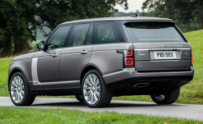 Range Rover 2019 - posterior