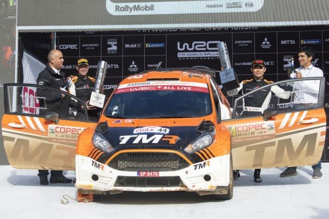 Récord de vehículos R5 en el Rally de Italia-Cerdeña