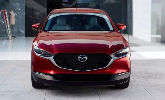 Mazda CX-30 - frontal