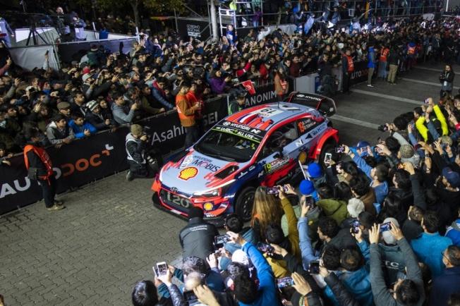 Sébastien Loeb y Hyundai suman a su agenda el Rally di Alba