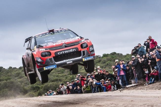 Sébastien Ogier defiende liderato en el Rally de Portugal