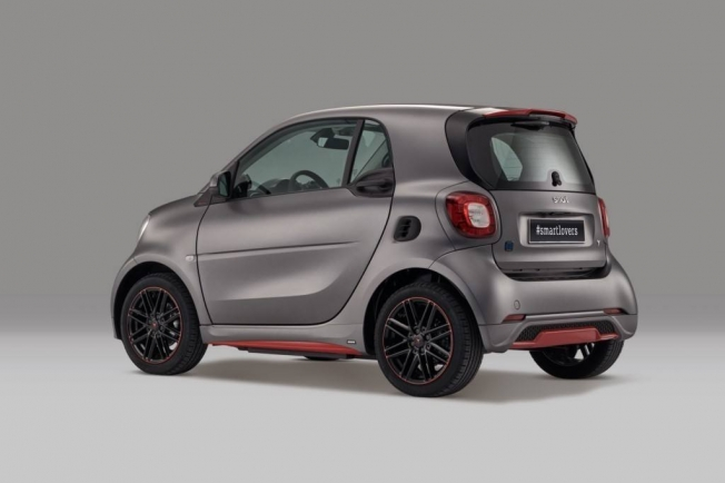 Smart EQ ForTwo Ushuaïa Limited Edition 2019 - posterior