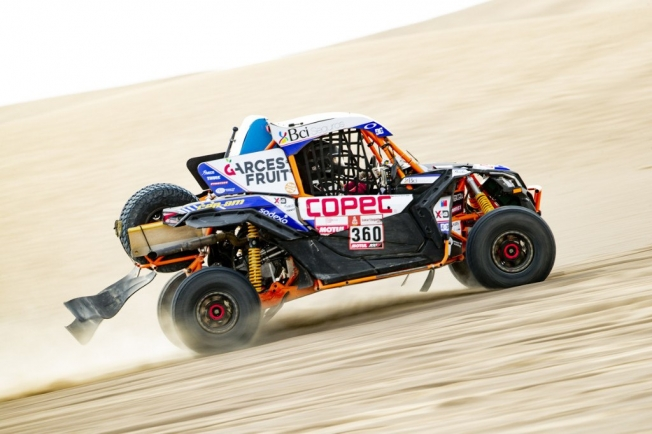 South American Rally Race, el espíritu del Dakar argentino