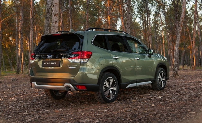 Subaru Forester 2019 - posterior