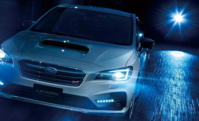 Subaru Levorg STI Sport Black Selection