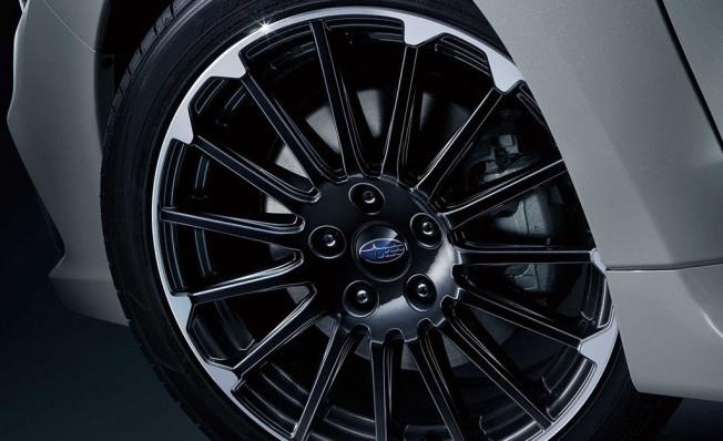 Subaru Levorg STI Sport Black Selection - llantas