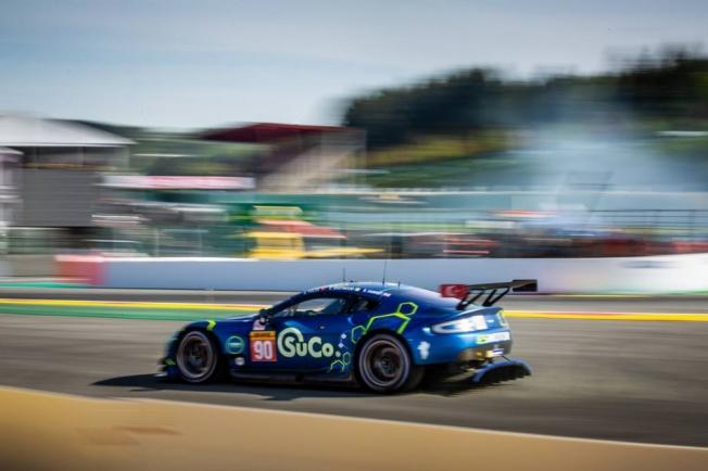 TF Sport y Dempsey Proton seguirán en LMGTE-Am