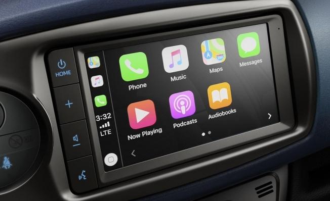 Toyota Yaris 2019 - interior