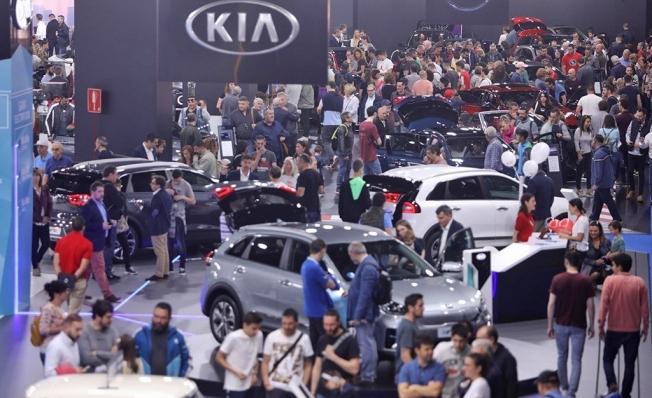 Ventas de coches de ocasión en España - abril 2019