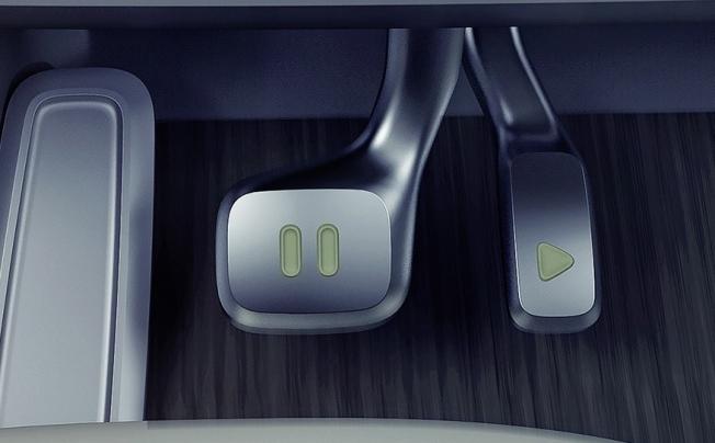 Pedales del Volkswagen ID.3