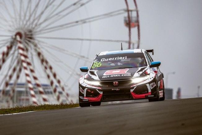 Esteban Guerrieri desafía a Volkswagen para ganar en Zandvoort