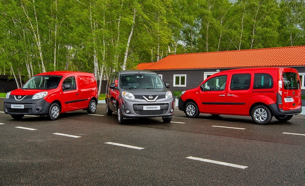Nissan NV250, una furgoneta con gran variedad de opciones de personalización