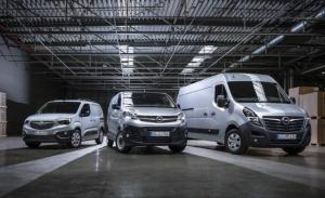 Los comerciales ligeros de Opel, símbolos de la historia y tradición en 120 años