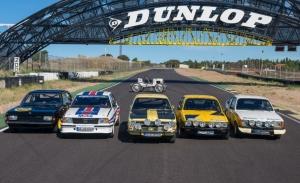 Opel celebra sus 120 años de historia en el Circuito del Jarama