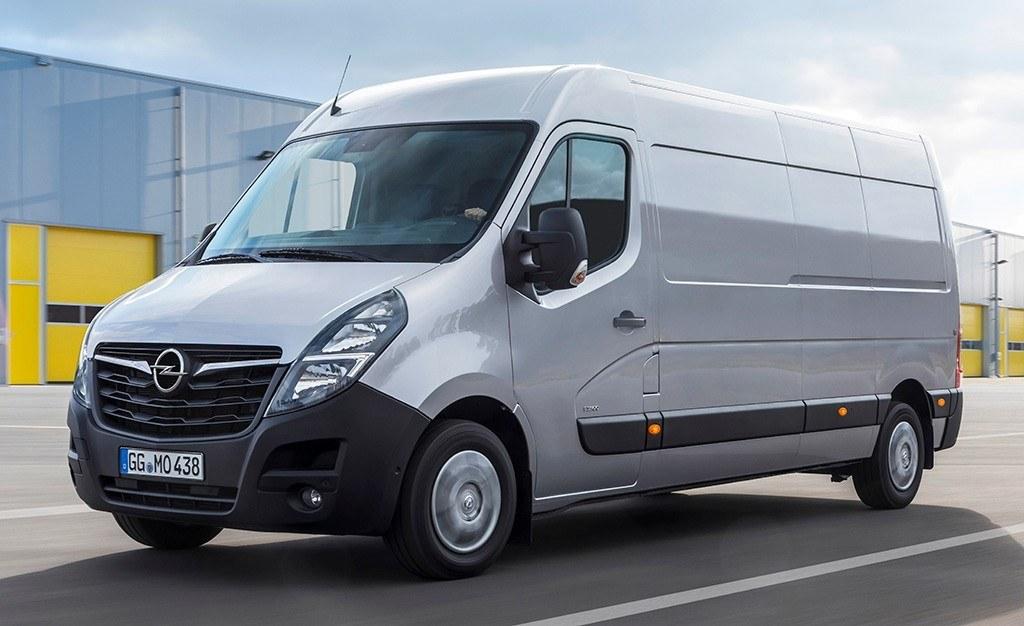 Opel Movano 2019, más conectividad y seguridad