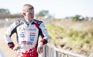 Ott Tänak, prioridad absoluta de M-Sport para el WRC 2020