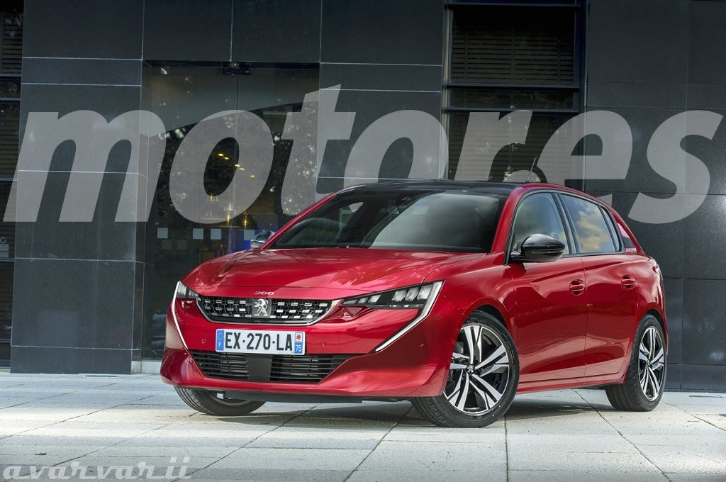 Adelantamos el diseño del futuro Peugeot 308, que debutará en 2021