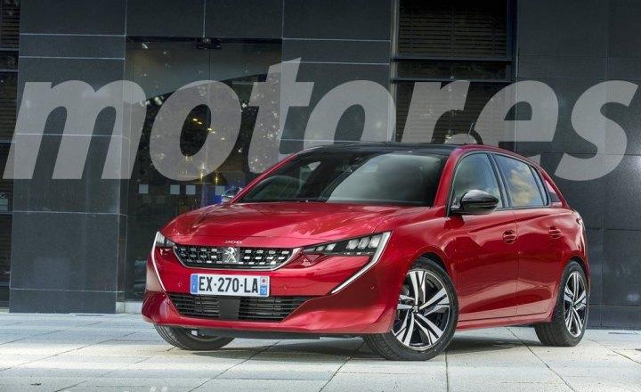 a8f2130b34c Adelantamos el diseño del futuro Peugeot 308, que debutará en 2021