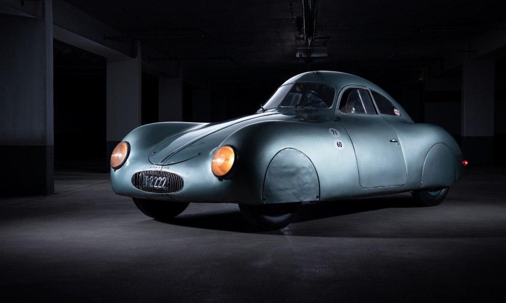 A la venta el primer Porsche fabricado y probablemente el más caro de la historia