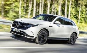 Precio del Mercedes EQC en España, el nuevo SUV eléctrico ya está a la venta