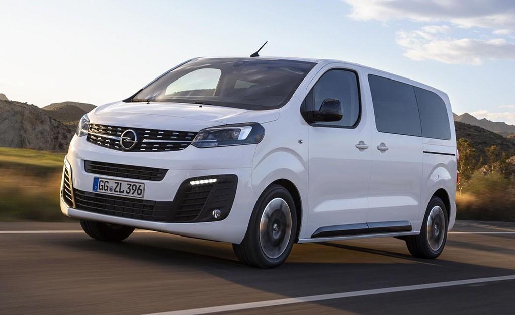 El nuevo Opel Zafira Life ya tiene precios, disponible en tres longitudes
