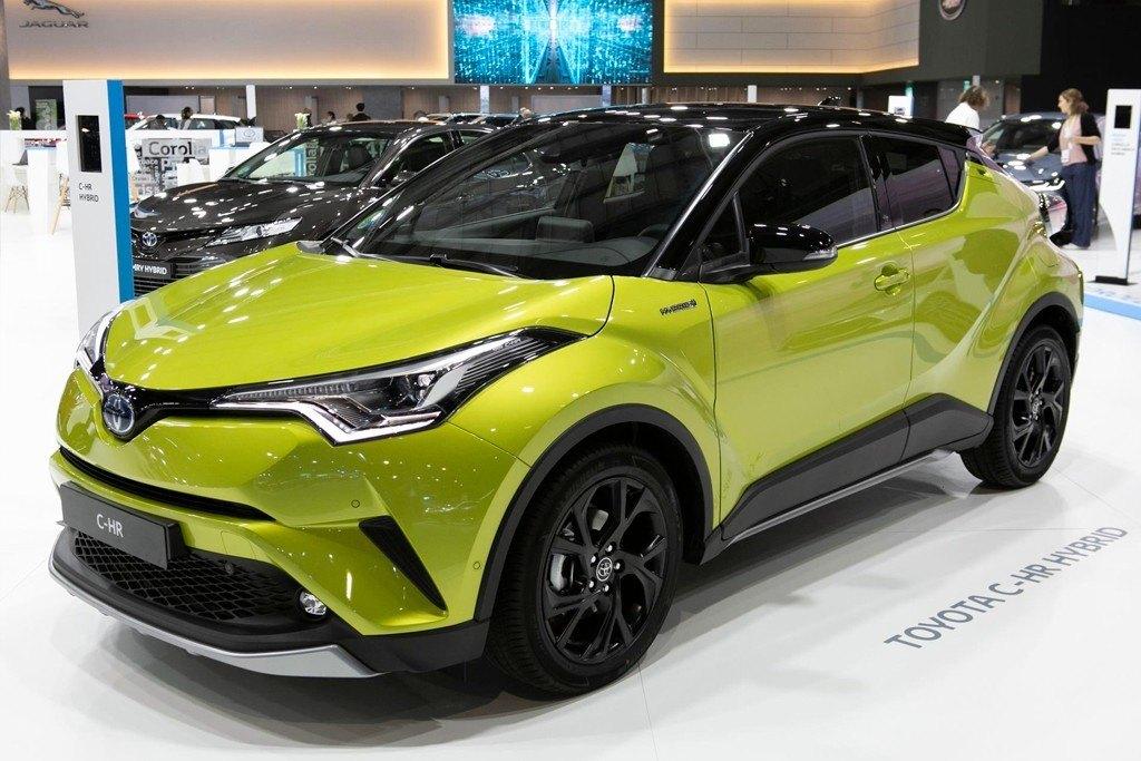 El nuevo Toyota C-HR Wasabi Limited Edition ya está a la venta en España