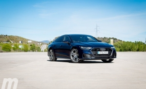 Prueba Audi A7 Sportback 45 TDI, diseño y calidad y mucho más