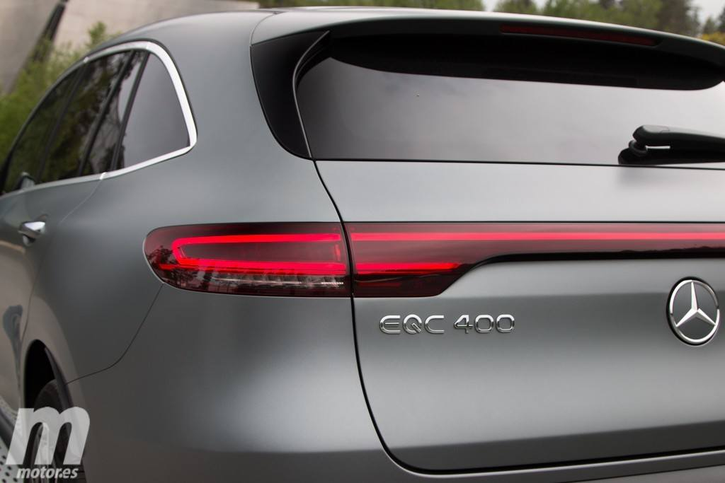 Foto Mercedes EQC - exterior