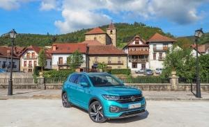 Prueba Volkswagen T-Cross 2019, fabricado en España con vocación urbana (con vídeo)